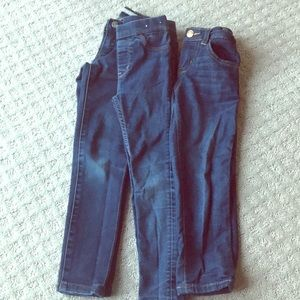 Other - Girls jeans -size 5